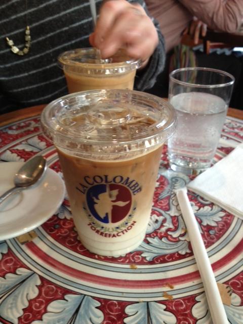 latte break