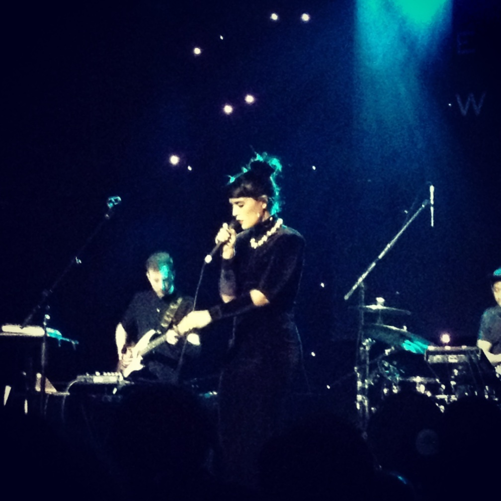 Jessie Ware at Webster Hall
