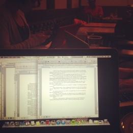 writing w/ the fortnight fellows