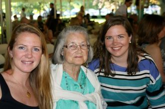 tori, kay (my other grandma) & me at aidan's graduation