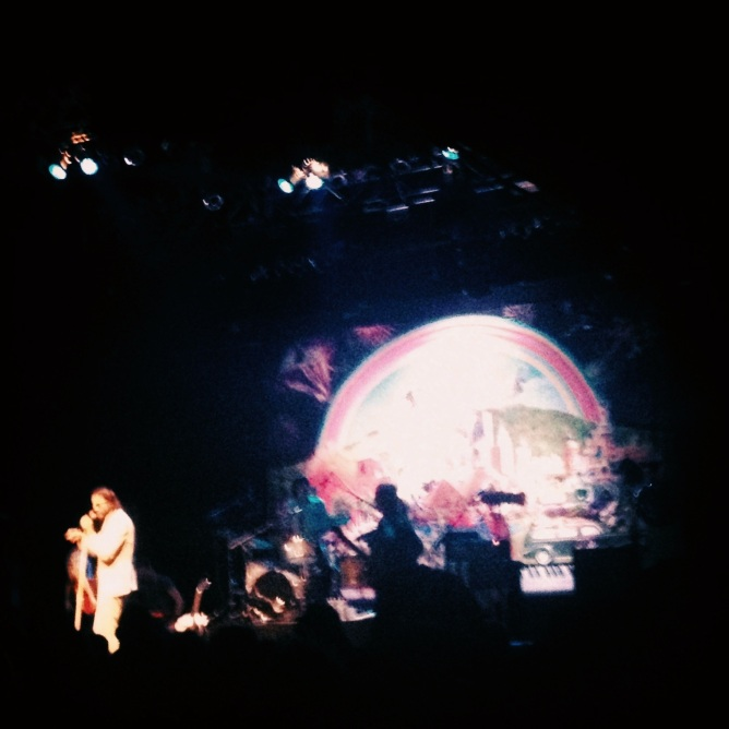 Father John Misty at Terminal 5