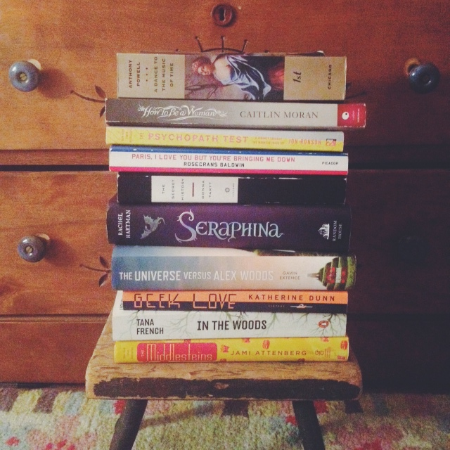 July, August, September Books