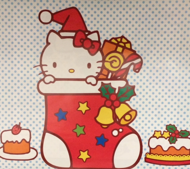 hello kitty december