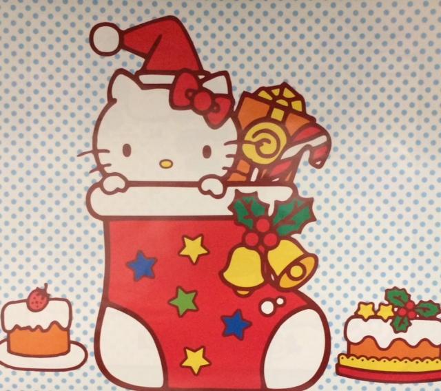 hello kitty december