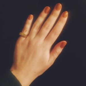 my last gel manicure